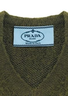 Prada Made In... #prada