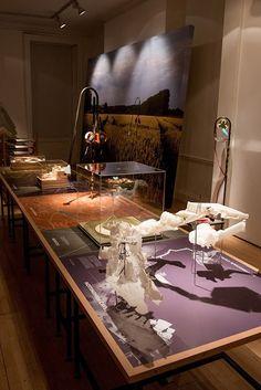 BLDGBLOG #museum #diagram #display #exhibition #informational #caves