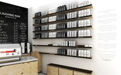 Established NYC – SI Special   September Industry #coffee #interiors