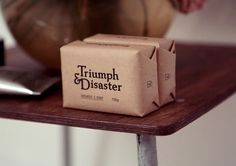 Triumph & Disaster designed by DDMMYY