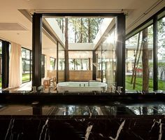 Residence Villa Noi by Duangrit Bunnag Architect #design