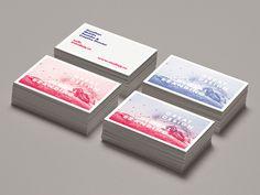 STUDIOJQ // Business cards on Behance