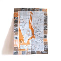 Our very first publication, the New York Doughnut... All You Can Eat Press #you #doughnut #eat #map #all #press #can