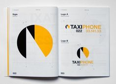 — League | taxiphone — #design #the #brand #league #taxiphone #logo