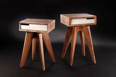 Custom Made SIDE TABLES #make