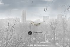 Art Academy #tbilisi #design #georiga #academy #architecture #minimal #art #folding