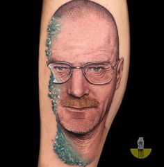 #Heisenberg #tattoos