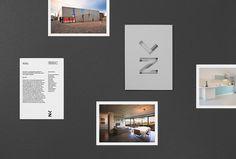 Luka Žanić Photography by Studio8585 #branding #folder #cards