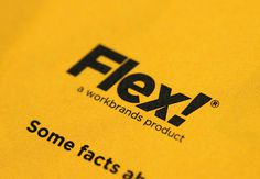 FLEX!® Take control of your brand on Behance