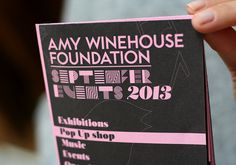 Amy Winehouse Foundation #AMYS30