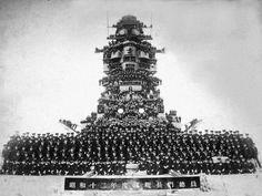 nagato ship - Google zoeken TERING VEEL CHINEZEN OP EEN BOOT #photo