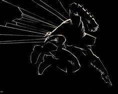 http://i71.photobucket.com/albums/i127/morphix7/MySpace%20page/744px BatmanOutline.jpg #batman #miller