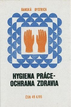 Czechoslovakian matchbox label | Flickr - Photo Sharing! #vintage #matchbox #labels #czechoslovakian