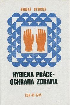 Czechoslovakian matchbox label | Flickr - Photo Sharing! #vintage #matchbox #labels #czechoslovakian