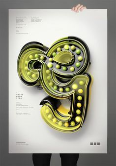 Peter Tarka #letterform #poster #typography