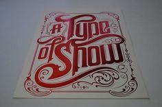 Avon Graphics #type #foil stamping