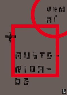 the typo news - typo/graphic posters #typography #poster #lettering #paulo lopes #the typo news