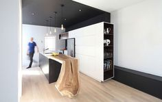 Bourdages-Cloutier Apartment in Montreal by ADHOC architectes 4