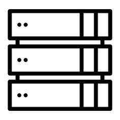 See more icon inspiration related to server, database, network, hosting, storage, technology and files on Flaticon.