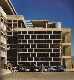 SUBTILITAS #concrete #corbusier #architecture #le #facades