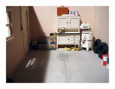 Garage interior | Flickr - Photo Sharing! #interior #diorama #garage #art #miniature