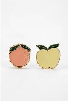 Sara Lindholm - fashionfever: Georgia's Peaches Post Earring... #post #peaches #earring #georgias