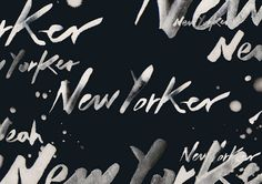 Typography 2013 on Behance