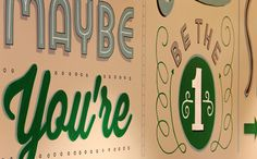 Holiday Inn Mural. Designed by Tobias Hall. @enviromeant.com