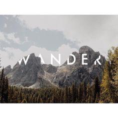 Wander by Christian Watson