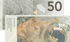 Norwegian Currency Redesign Inspires U.S. Concepts #layout #future #money