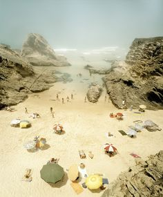 Praia Piquinia by Christian ChaizenChristian Chaize, a self-taught artist, lives and works in Lyon, France. In 1992, he was awarded the #inspiration #photography #travel