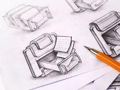 MacOS App Icon Sketches #icon #design #illustration #app #sketches #logo #pencil #sketch