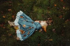 Fairytales Come To Life In Fantasy Portraits by Darja Bilyk