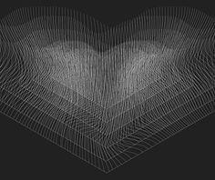 #illustration #monochrome #lines #minimal