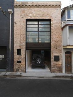 BAY - Blog #garage