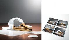 IdN™ Creators® — Dean Poole - Alt Group (Auckland, New Zealand) #packaging #sculpture #design #music