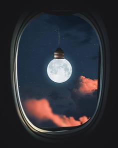 Moody and Dreamlike Photo Manipulations by Surya Krisna