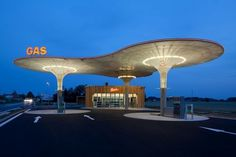 ČS GAS #architecture