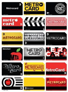 FFFFOUND! | this isn't happiness™ Peteski #pass #metrocard