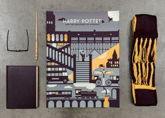 Harry Potter and the Prisoner of Azkaban #print #design #illustration #vector #color #screen #flat