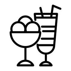 See more icon inspiration related to dessert, summer, sweet, ice cream, food and summertime on Flaticon.