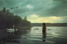 Conceptual and Fine Art Portrait Photography by Orlane Paquet