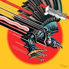 Designersgotoheaven.com by @andreirobu Judas... - Designers Go To Heaven #metal #heavy #priest #judas