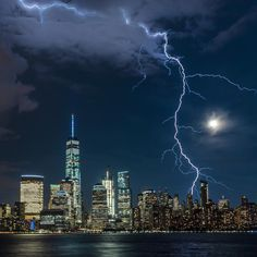 New York City's Landscapes by Christopher Markisz