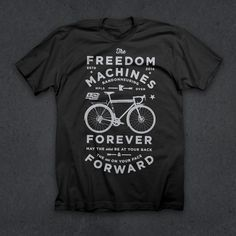 Freedom Machine T (BLACK)