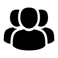 See more icon inspiration related to users, people, user profiles, groups, user avatar, avatars and profiles avatar on Flaticon.