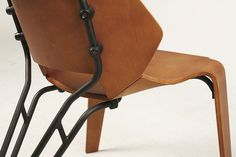 Drop Anchors #chair #wood