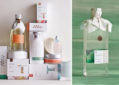 Thymes Studio Collection on Packaging of the World - Creative Package Design Gallery #packaging #beauty #branding #bottle