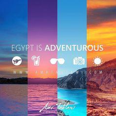EGYPT IS ADVENTUROUS www.amrtahtawi.com #tourism #Egypt #Egyptis #travel #photography #adventure #wanderlust