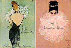 Inspired By: Fashion IllustrationBooks #fashion #illustration #ren #gruau